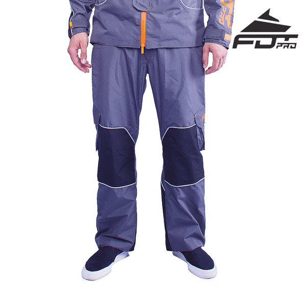 FDT Pro Pants Grey Color for All Weather