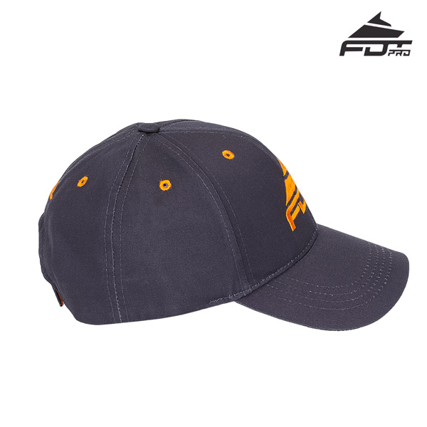 Strong Easy to Adjust Snapback Cap for Dog Walking